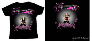 Avril Lavigne T-Shirt_1