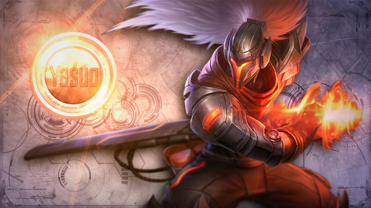 Project: Yasuo by ruanes97 on DeviantArt