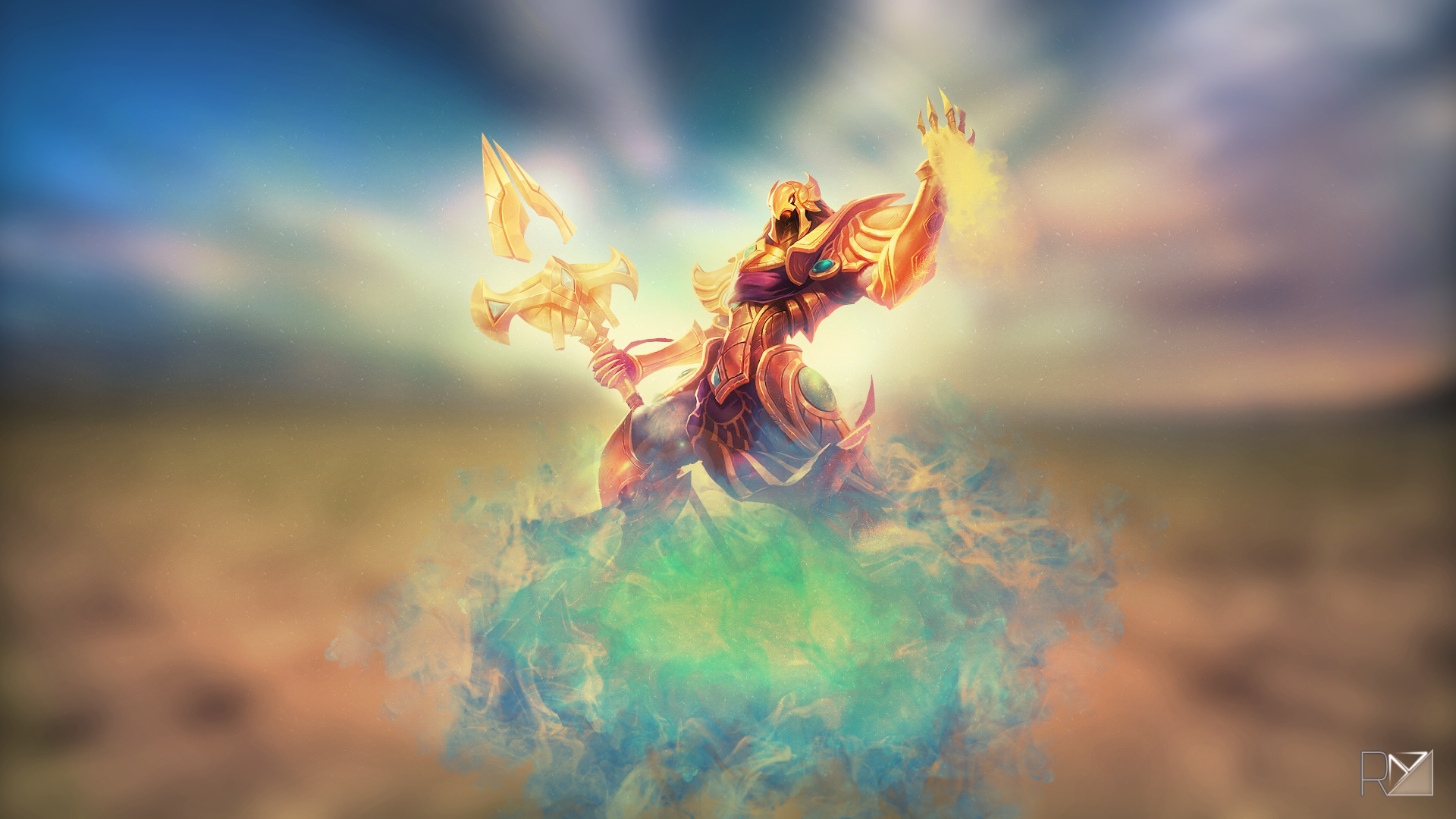 Azir League Of Legends Without Text By Ruanes97 On Deviantart