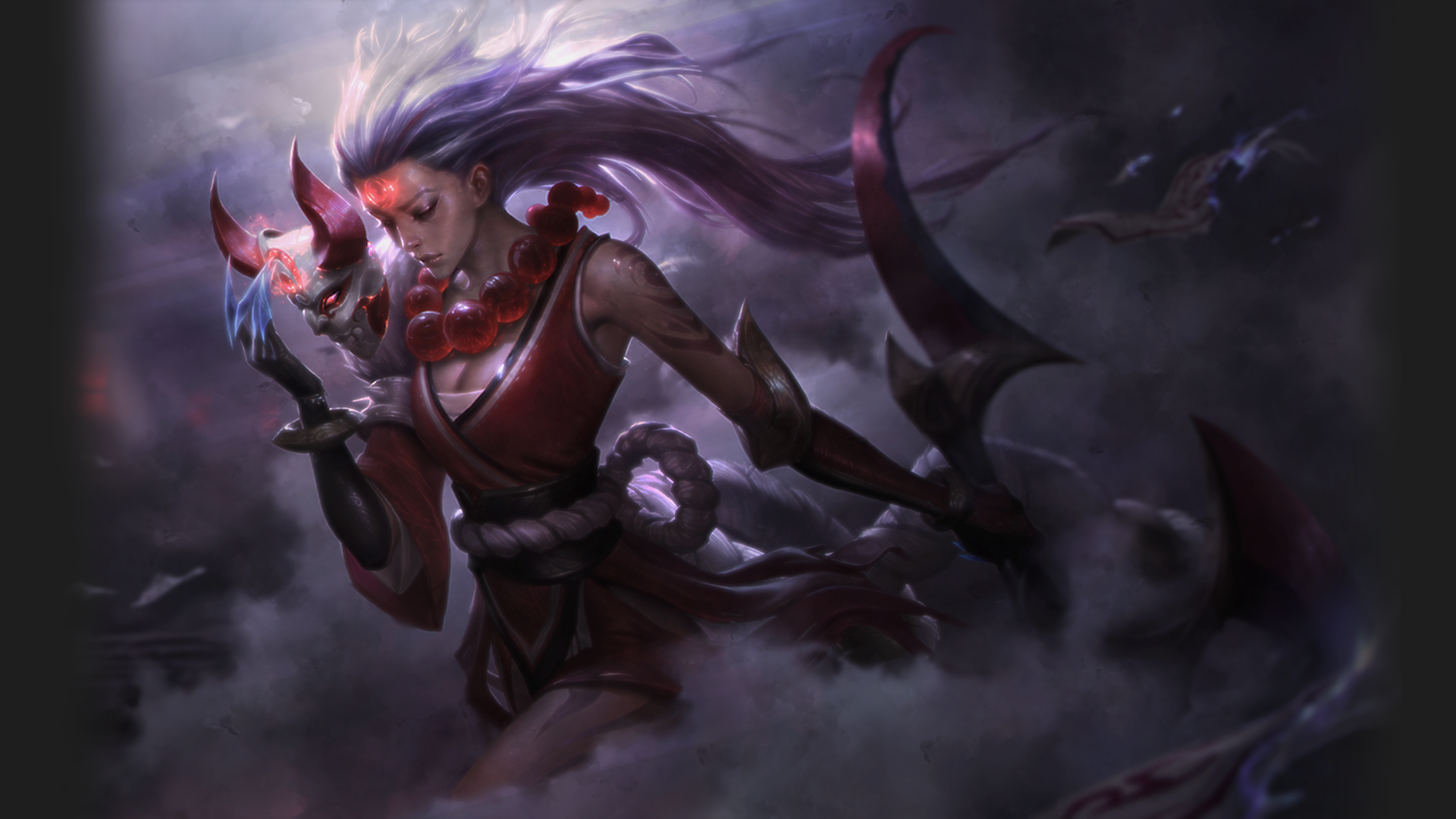 League Of Legends Blood Moon Diana By Ruanes97 On Deviantart