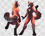 fall fox adopt - closed