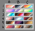 mystery palette adopts - open