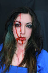Bloodylady by Hecate-Stock