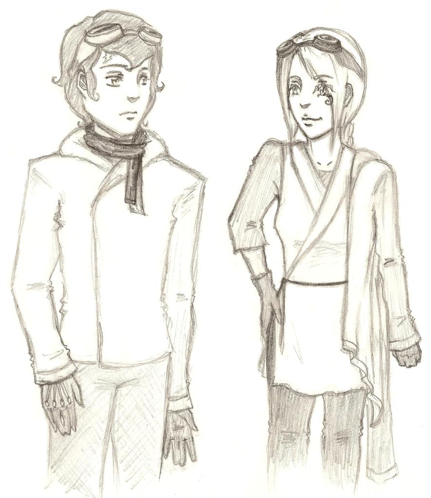 Seb and Yuu