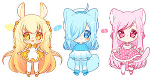 ($5 - 3/3) Sparkly Adopts (OPEN)