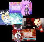 [OPEN] Fluffian 3: Fluffy Wonderland