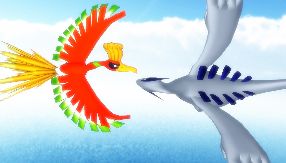 how to catch lugia in pokemon y