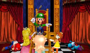 Who said green Mario? (MMD) by stopmotionOSkun