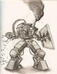 Heavy War Automaton