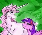 so you are the last unicorn