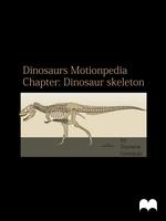 Dinosaurs Motionpedia - Dinosaur skeleton by Szymoonio