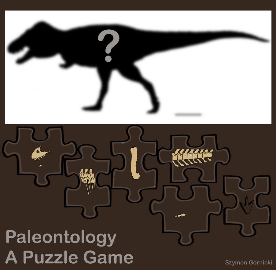 Paleontology A Puzzle Game. by Szymoonio
