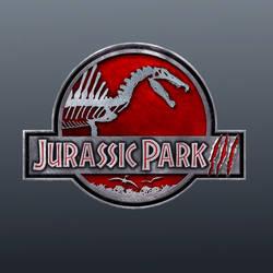 Scientifically accurate Jurassic Park 3 logo
