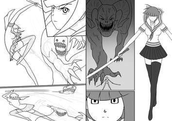 Ginger Girl Manga 02-03 [WIP] by SaganTucker