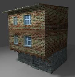 Alley House 01 by SaganTucker
