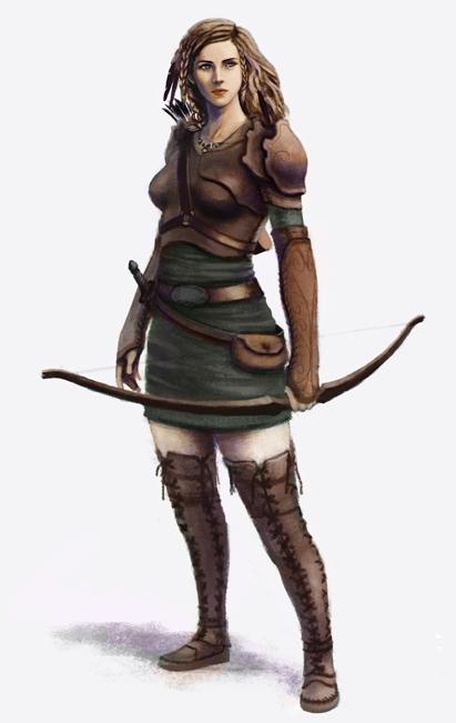 Alaina Concept by SaganTucker