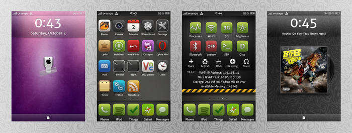 October, 2010 - iPhone