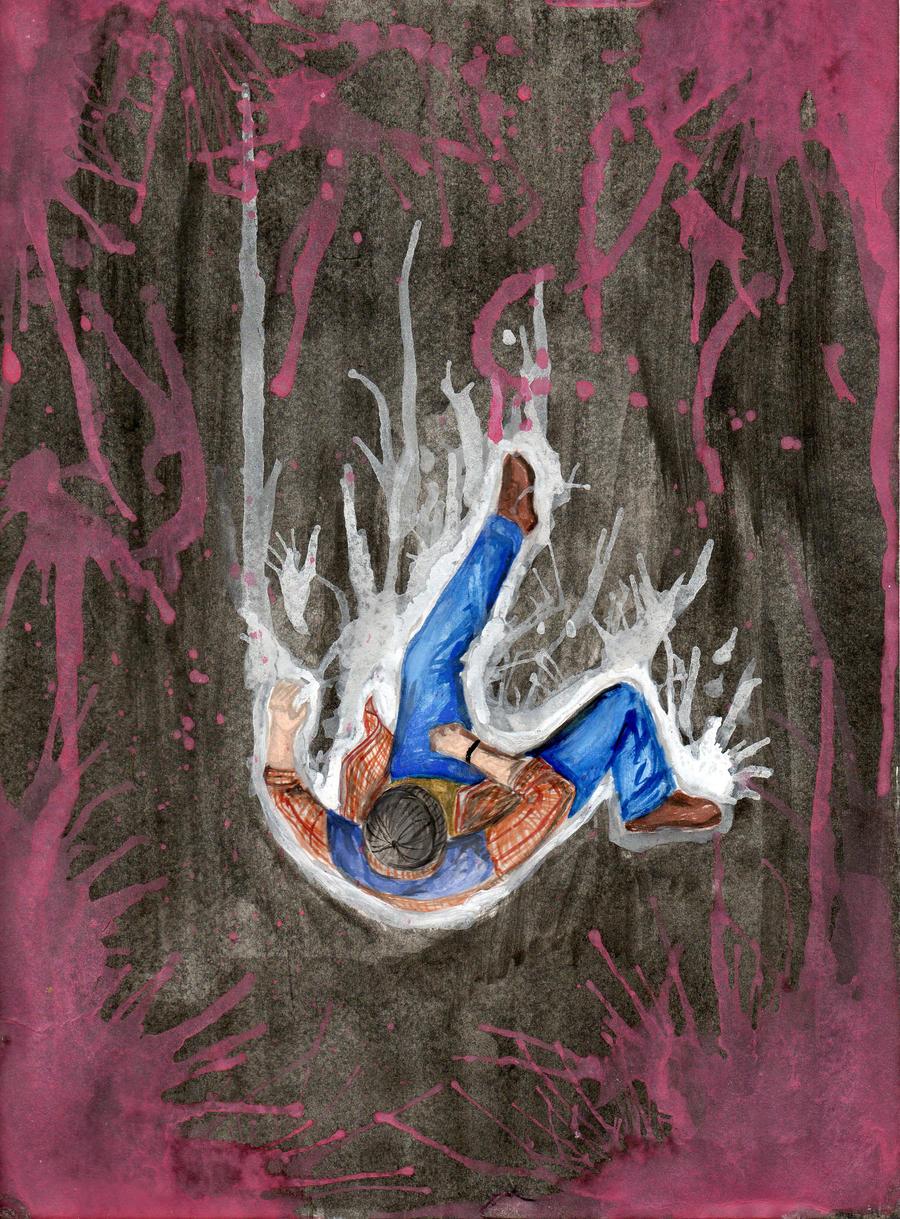 Falling by Lapapolnoch