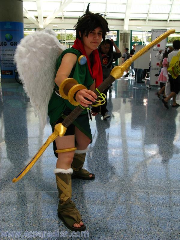 Pit aka Kid Icarus by Karuka-Ikashi