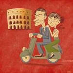 Vacanze Romane by Donnietu