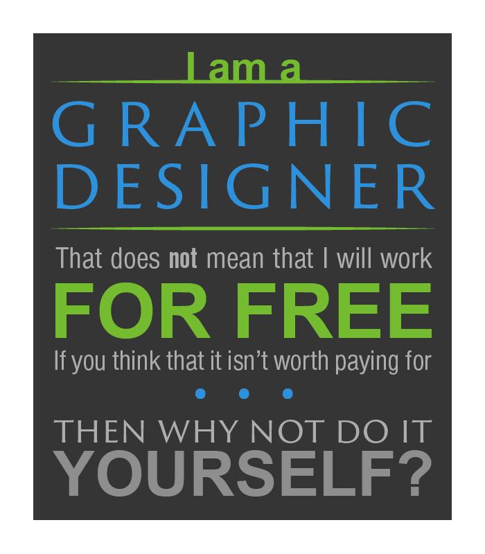 """i am a graphic designer because Explain yourself 2008 aug 06 comments 87  myself as a """"graphic designer"""" because i think it could  myself a web designer because i am becoming more."""