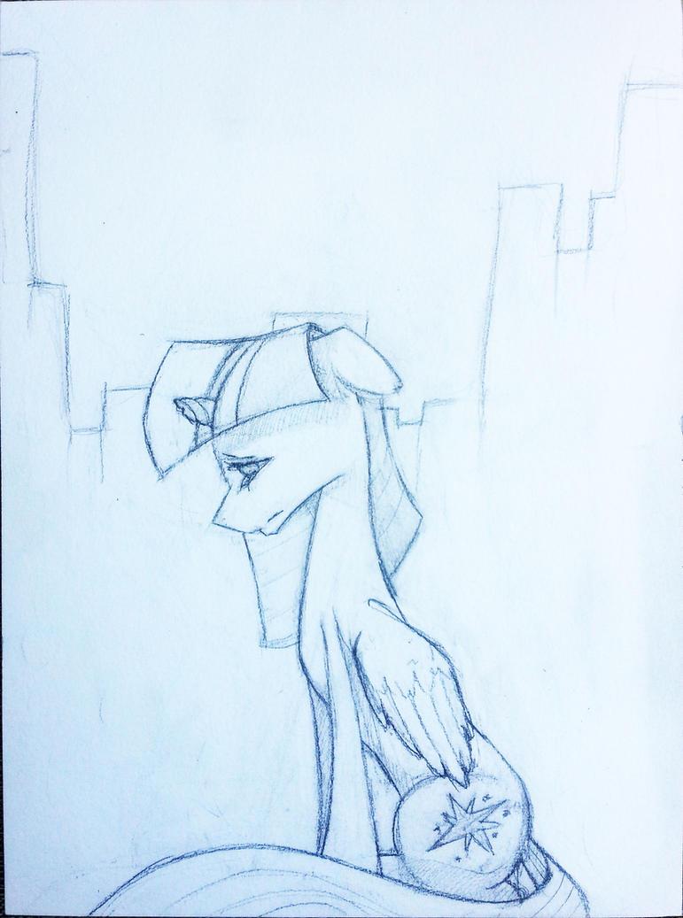Twi-sketch by porkchopsammie