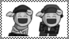 Madness Combat SanDie Stamp