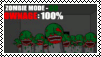 Madness Combat Zombies Stamp by RebelATS
