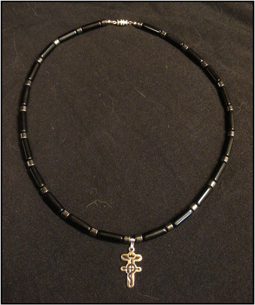 Fullmetal Alchemist Necklace Style 2 by RebelATS on DeviantArt