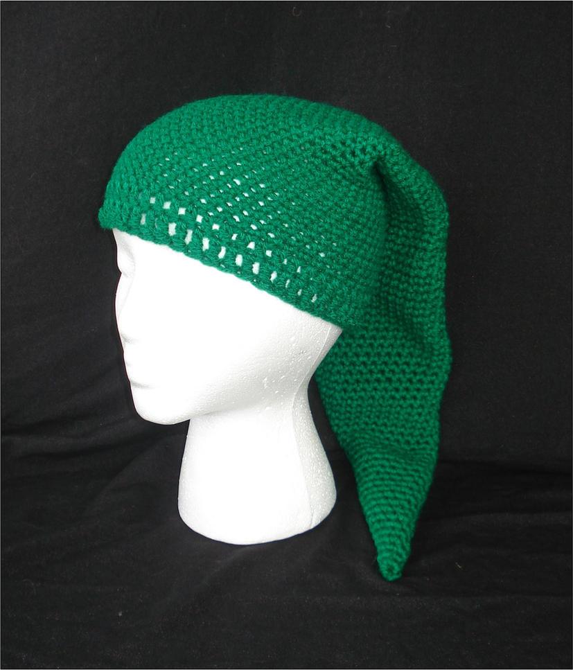 Crochet Zelda Hat : Legend of Zelda Link Hat by RebelATS on DeviantArt