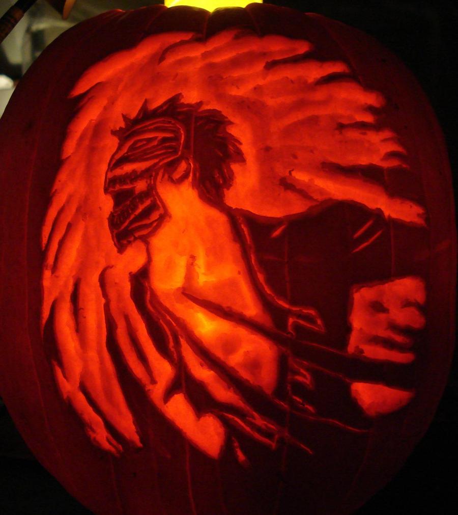 Bleach Becoming The Monster Pumpkin By Rebelats On Deviantart