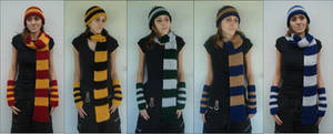 Harry Potter Winter Student Sets - All