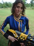 ME3 Alliance Uniform femShep by RebelATS