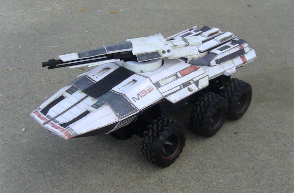 Mass Effect RC Mako 2.0