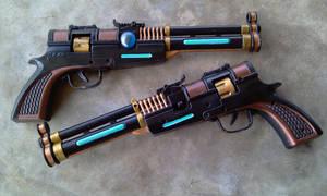 SWTOR Smuggler Blaster Pistols