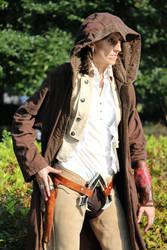 Wild Western Assassin by RebelATS