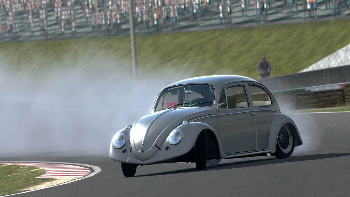 Drifting Classic Cars