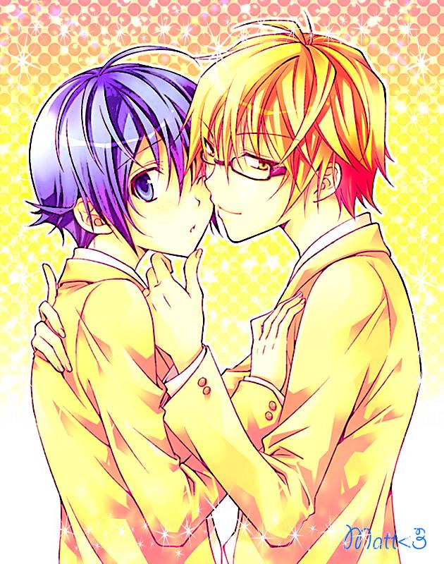 Cute yaoi couples