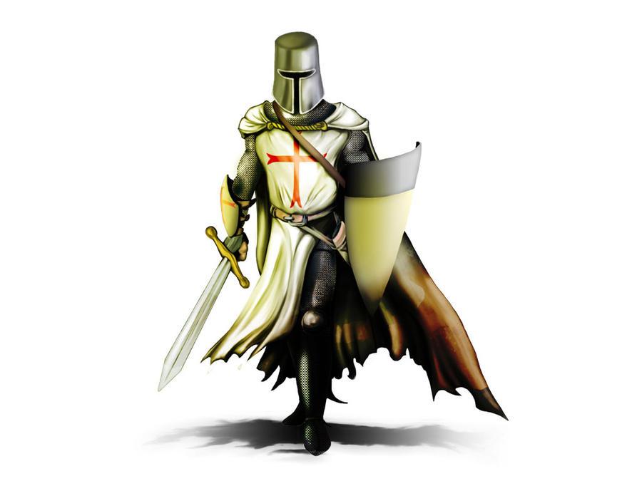 Templar Knight by astrodelmattin on DeviantArt