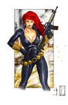 Black Widow by Juliusdean