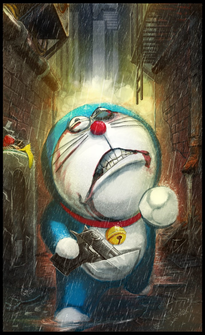Doraemon by Tatong