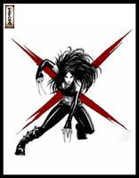 X-23 by Tatong