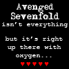 Avenged Sevenfold icon by Sanlena