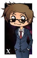 The Tenth Doctor by xFannyx