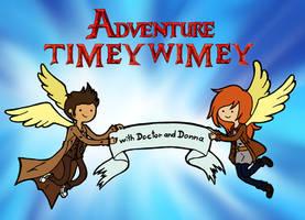 Adventure Timey Wimey by xFannyx