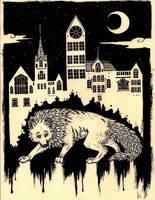 City Wolf by Kastelkreuz