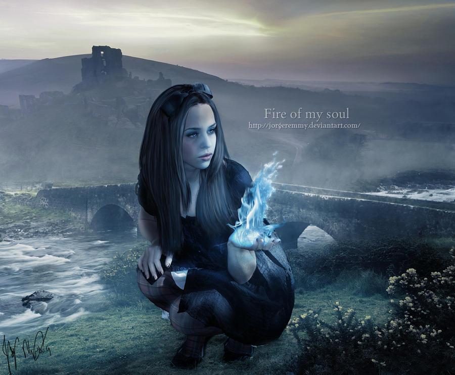 Fire of my soul by jorgeremmy