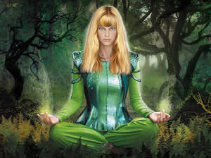 Healer of forests