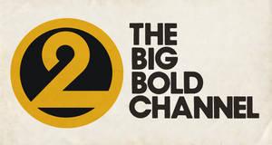 BBC 2 The Big Bold Channel logo