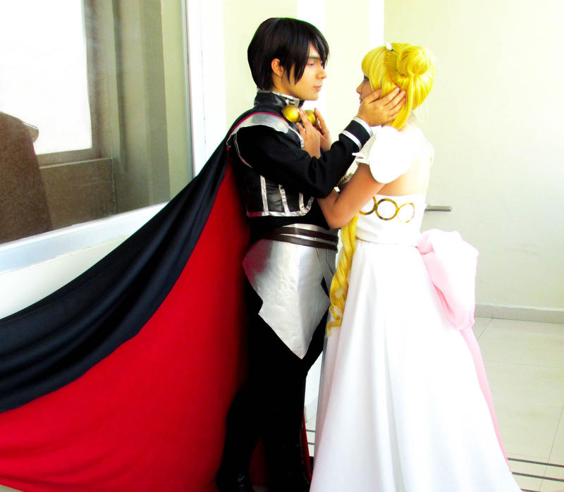 Prince Endymion Cosplay